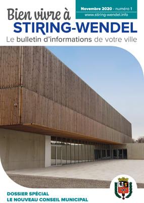 Bulletin municipal Stiring Wendel